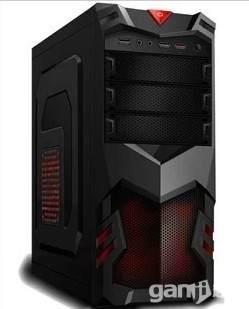 四核高端电脑,玩游戏主机,4G内存,高端2G独显,500G硬盘