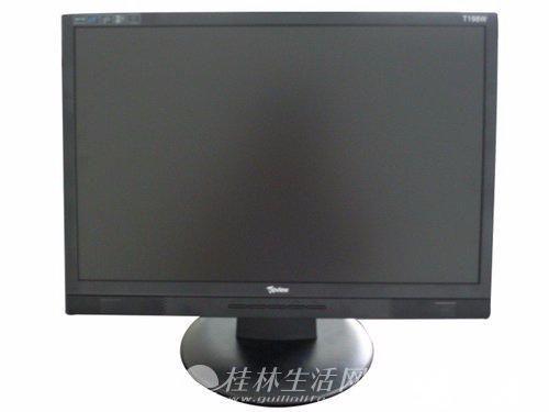 冠捷22寸宽屏显示器,95成新,非常好显示效果