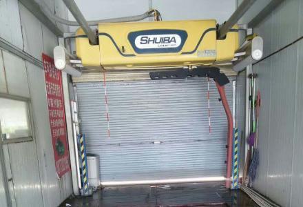店铺关门,贱卖全自动洗车机。