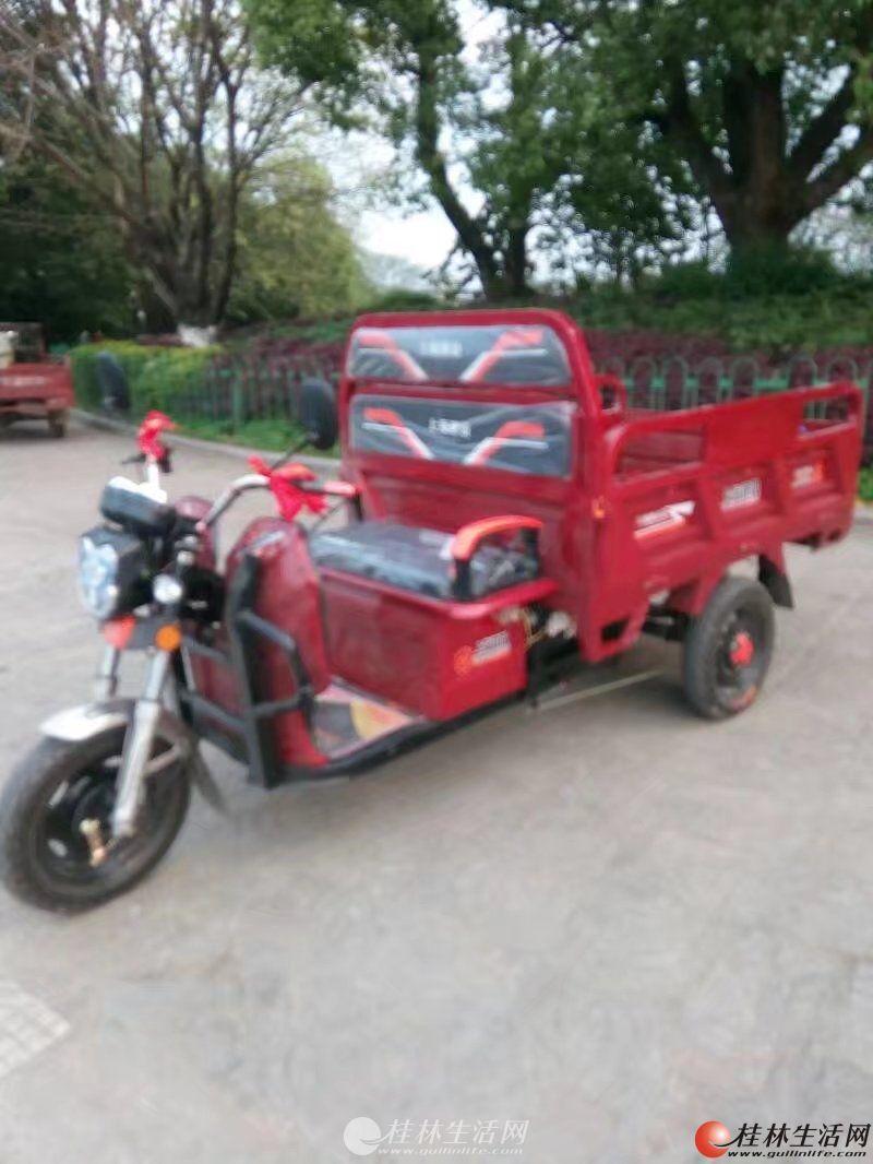 电动三轮车搬家拉货送货提货