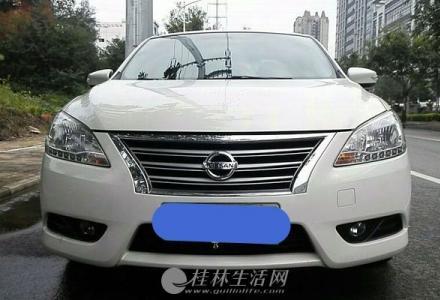日产轩逸 2012款 1.8XL CVT豪华版