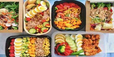 蔬方轻食沙拉 简约不简单