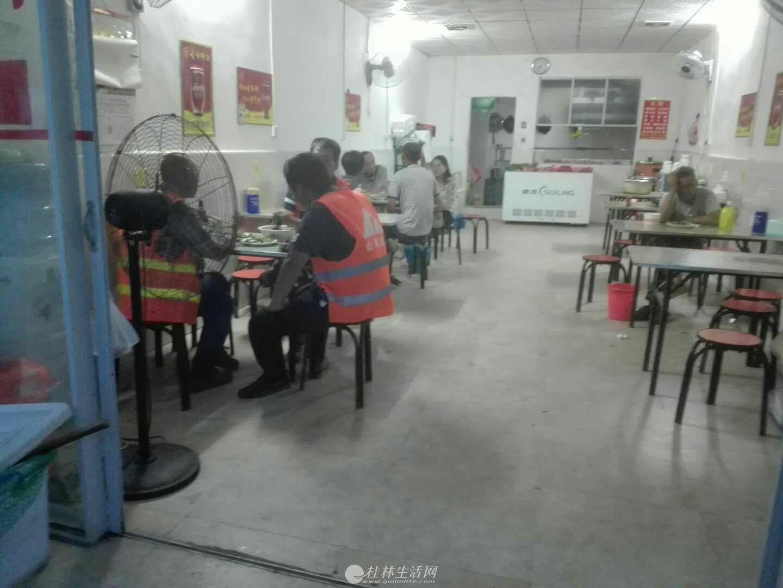 低价急转营业中快餐店,接手盈利,七里店纸马铺光辉山庄旁