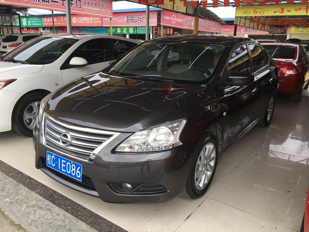 准新车【日产新款轩逸 手动天窗豪华款】三箱 灰色 进口发动机。1.6金排量