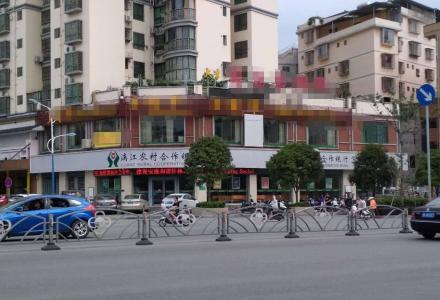 w桂林市中山北路当街转角大口子商铺年租稳定1750万