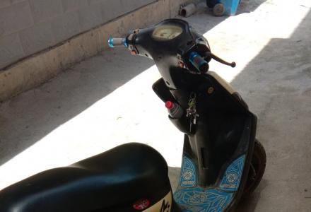 自用铃木女士摩托车一辆转让