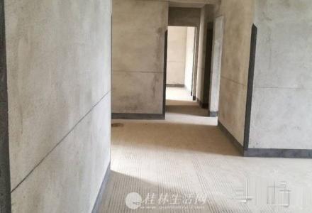 临桂新区花样年花样城毛坯3房2厅出售南北通透业主急售