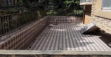 万福路联达山与城3房2厅带大花园精装修出租家电家具全齐