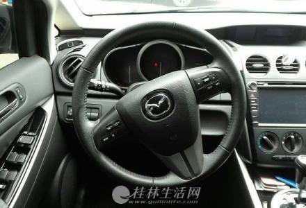马自达CX7--按揭出售--只需一成首付