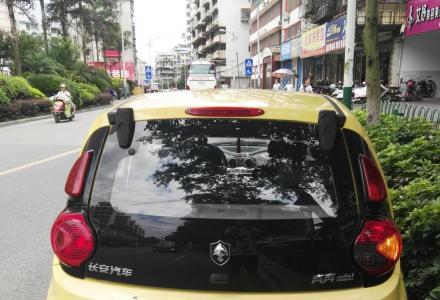 长安奔奔,2011年的车。才买的保险