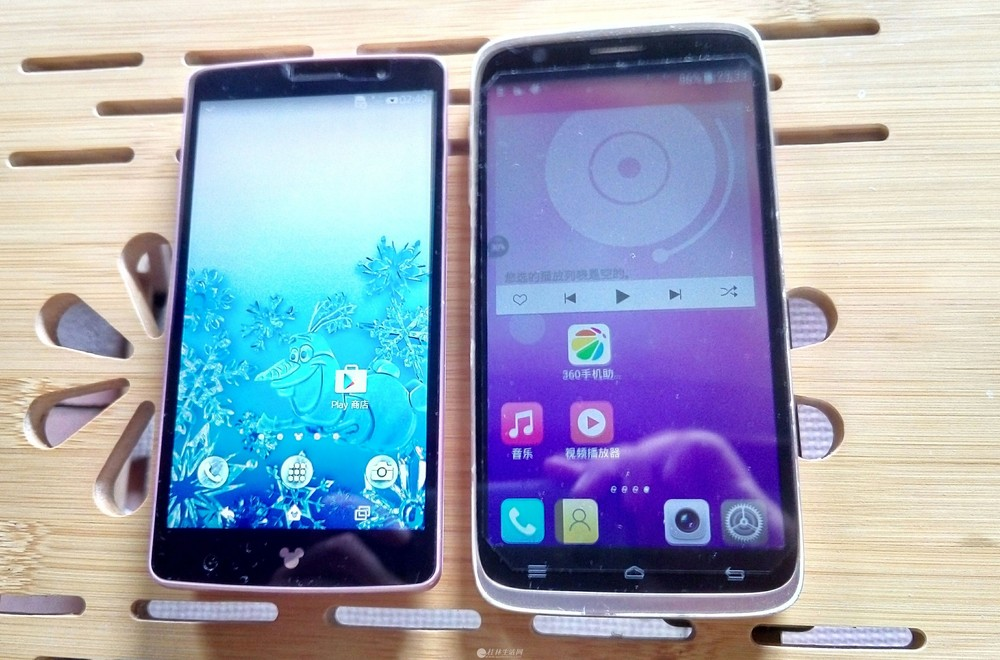 LG手机和富士康智能手机