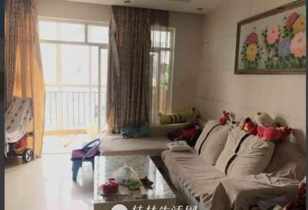 @山水阳光城精装大三房两厅两卫带双阳台66万送部分家具家电!