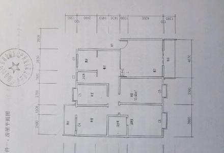 香山画苑 4室2厅2卫精装修