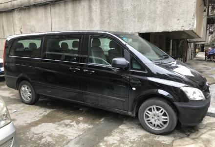 奔驰威霆 接待旅游专车出售
