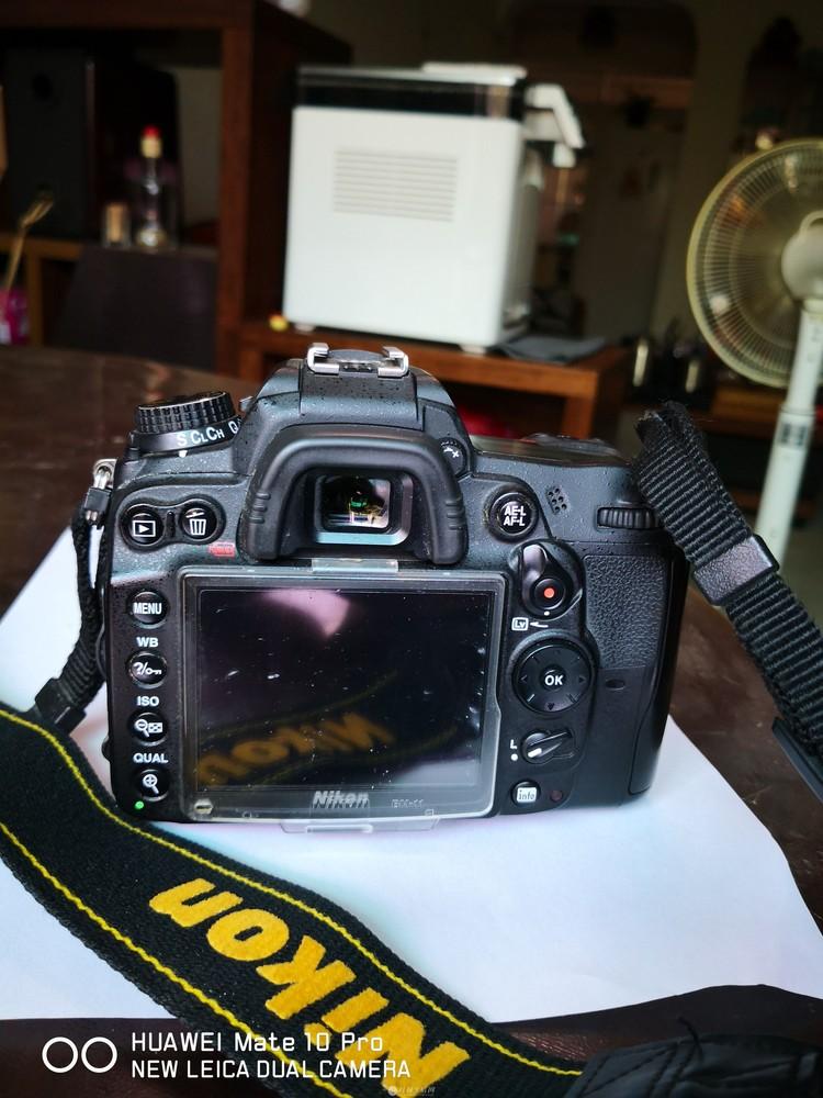 自用尼康D7000+尼克尔16-85VR镜头转让