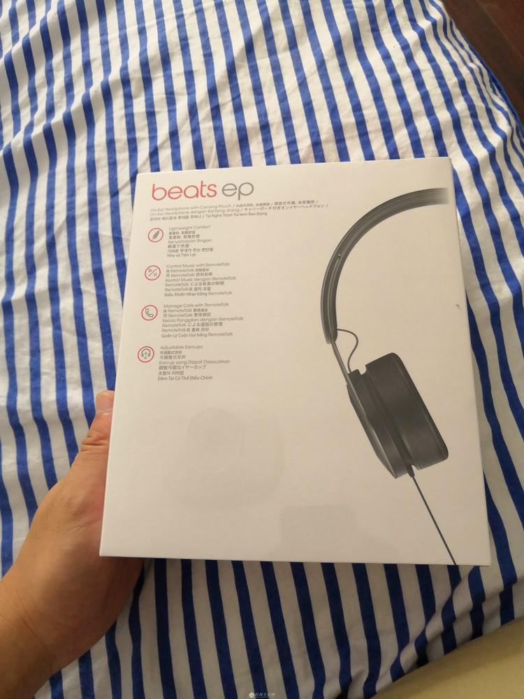 Beats ep 全新未拆封  保真 魔音耳机