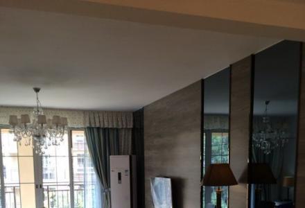 【兰乔圣菲】 穿山东路 4楼豪装 拎包入住 3房2厅 126平售160万