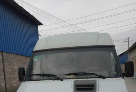 南京依维柯轻型封闭货车出售