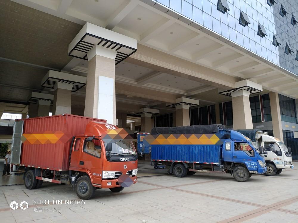 桂林市顺福搬家、承接各种大小搬迁及长短途货运、24小时、诚信服务热线13635122221