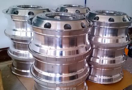 大型高强度铝合金轮辋