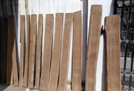 2米长,4.5厘米厚实木板,全长2米便宜转让