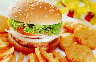 每一个细节都在为消费者服务健康食品壹点壹炸鸡汉堡