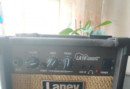 电箱吉他兰尼原声音响