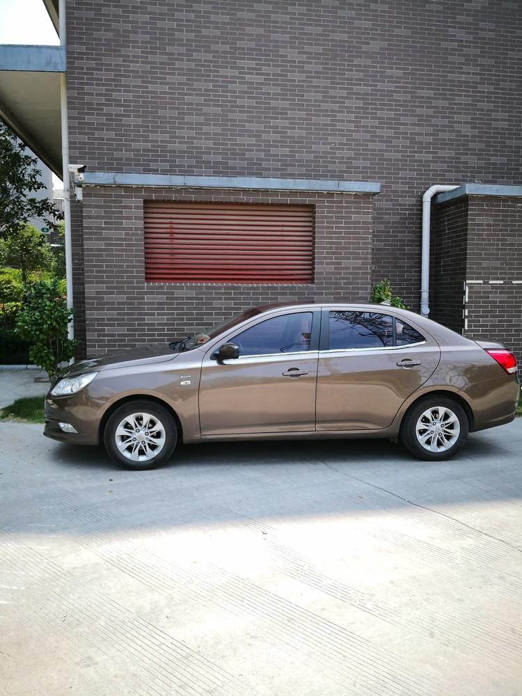 宝骏630自动挡舒适版  (因换新车,将原爱车转让)