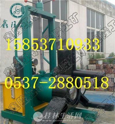 20T电动液压升降拉马 车载移动式液压拉马找鑫隆小吴专业厂家
