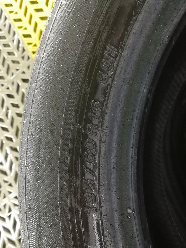 195/60R16优科豪马(横滨)骐达原装轮胎