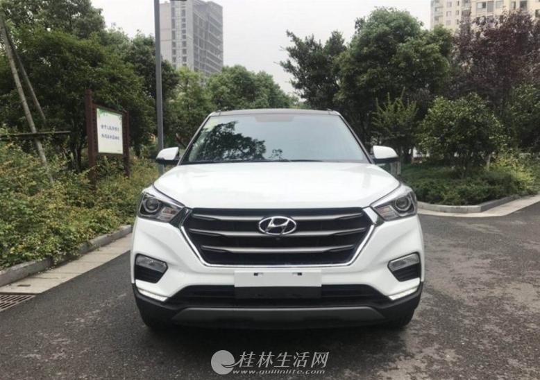 二手北京现代ix25 2017款 1.6L 自动智能型