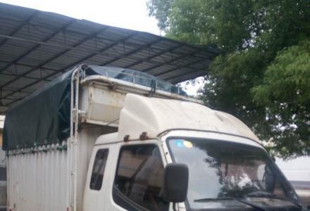 厢式轻型货车低价转让