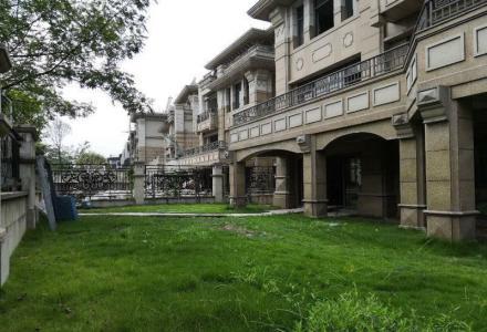 江景独栋别墅 安厦世纪城5个车库+400平花园+200平露台