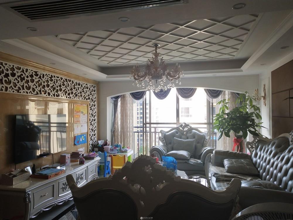 【桂林郡】芦笛路 电梯高层 豪装4室2厅 拎包入住 带车位杂间 仅售156万