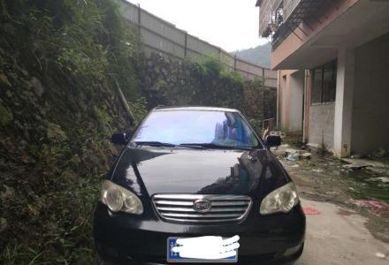 【非中介】2011款比亚迪F3 1.5L 新白金版豪华型1.8万甩卖!