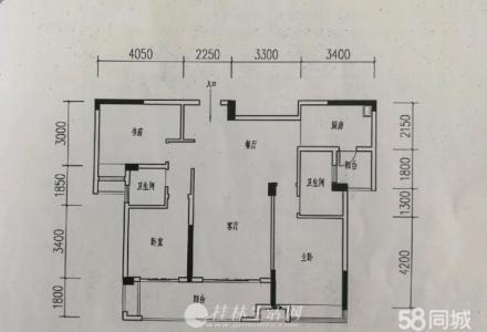 兴进漓江郡府 电梯高层性价比超高的一线江景房