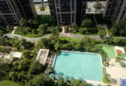超好的地段,升值潜力大,彰泰公园1号 房东急售68万 3室2厅2卫 毛坯