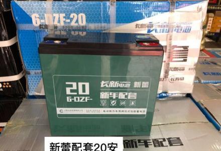 桂林品牌电动车原装电池台铃新蕾电动车新车配套电池