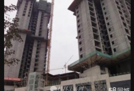 桂林临桂花样年二室二厅一卫83平方米
