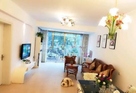 0七星区三里店  绿涛湾东园 2室2厅1卫 精装修 3楼 88平米 2900元