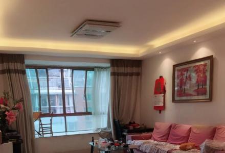 B.广汇湖光山色 学区房 顶楼带平台 85平米 75万 精装修