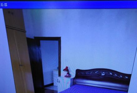 微笑堂后面一房一厅六楼顶楼950元月家具部分家电