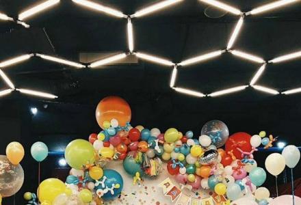 桂林气球装饰.气球拱门.生日布置.求婚告白,商超节日布置,宝宝百日宴,婚礼策划