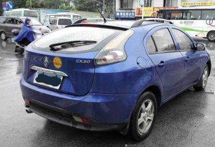 低价出售长安CX30