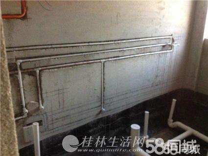 【补漏/防水】水管改道,高空外墙水管维修安装,暗管水管检测维修