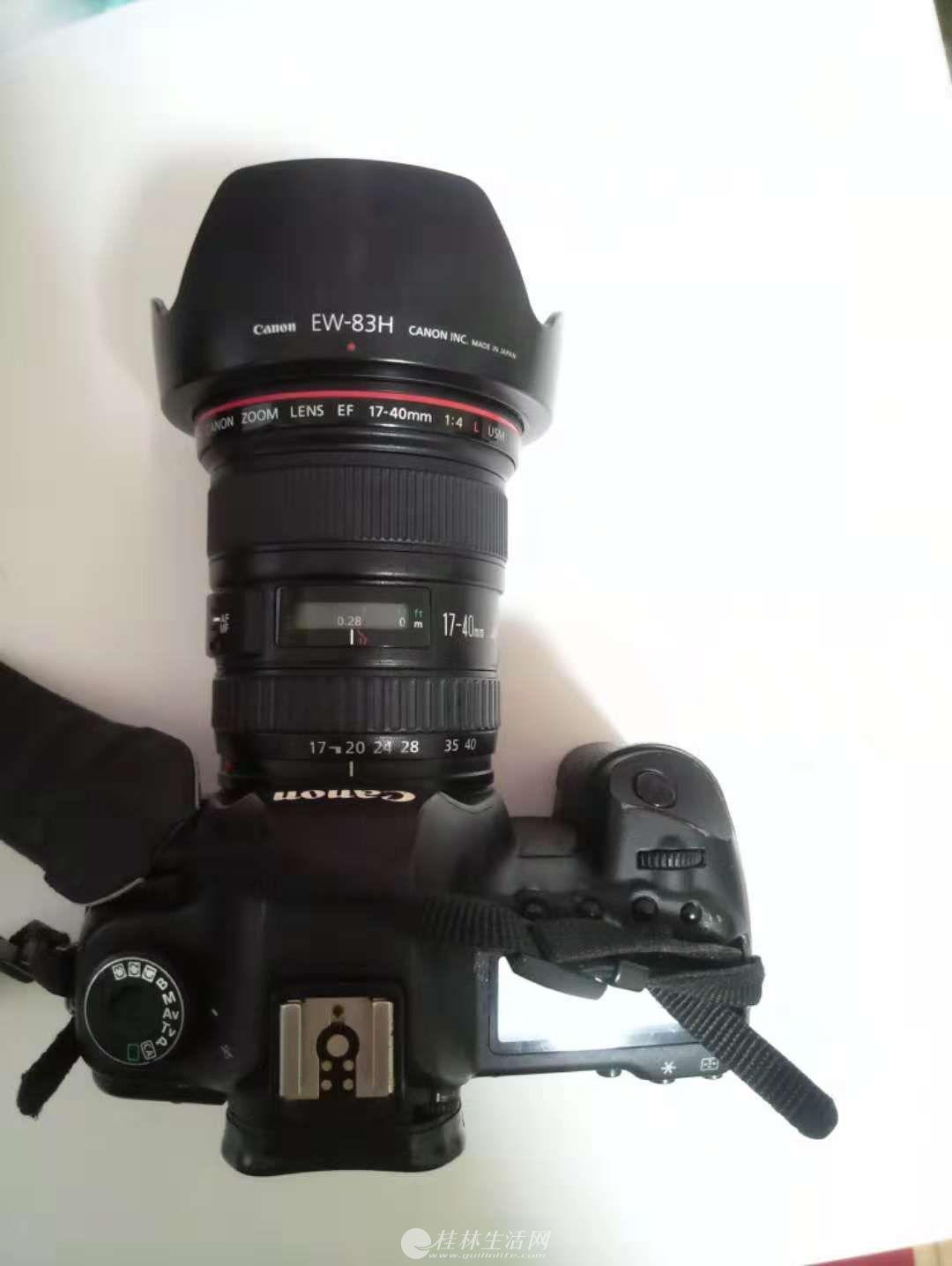 无敌兔相机_准备换新,卖自用无敌兔5D2全幅相机,成色看实拍图片。还有17-40 ...