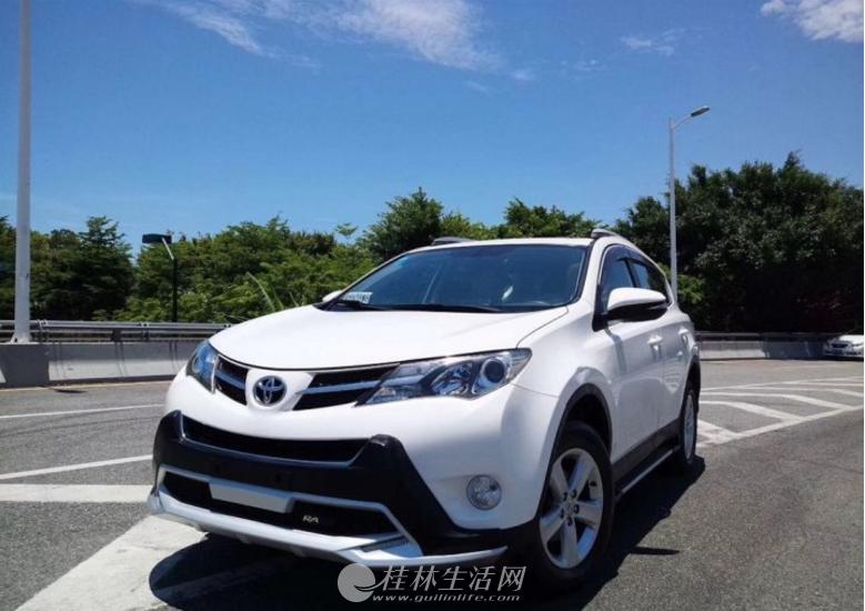 二手RAV4荣放 2015款 2.0L CVT四驱风尚版