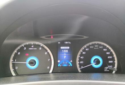 公司公务接待车才跑1.3W公里长安中级轿车便宜出 先来先得