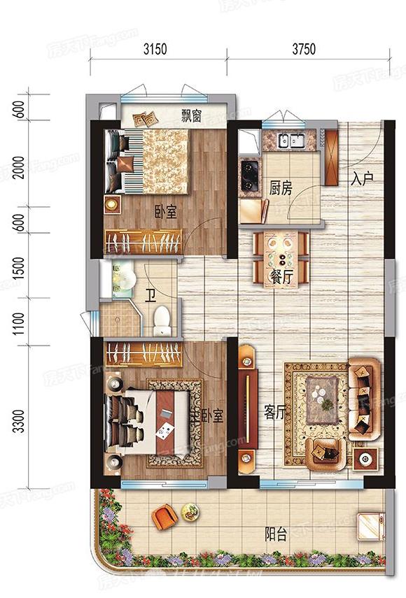 海景房忍心转让房子在广东