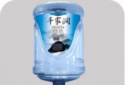 桶装水 送水站 大境名泉千家洞猫儿山海洋山 天然矿泉水